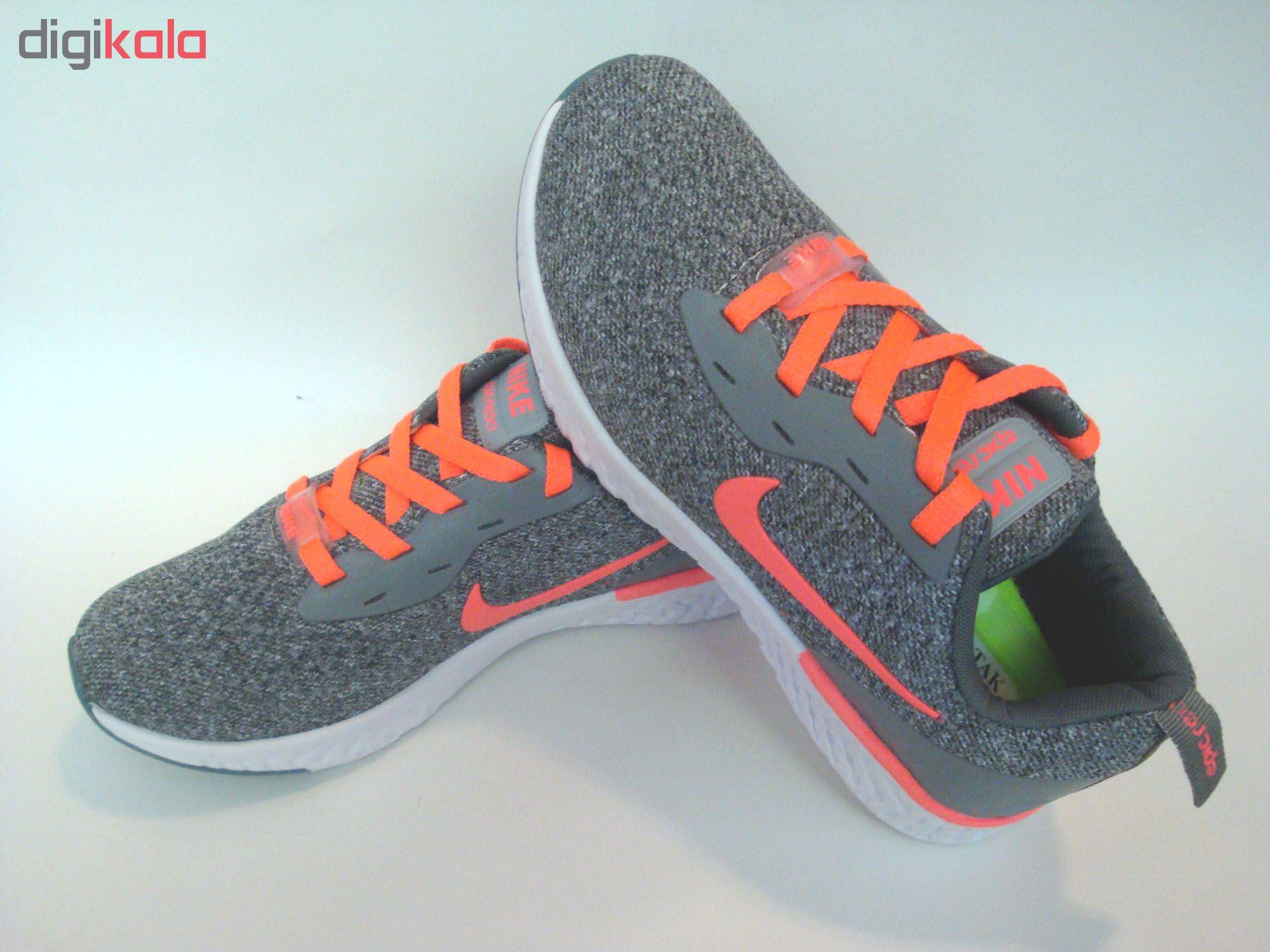 کفش مخصوص پیاده روی دخترانه کد S19