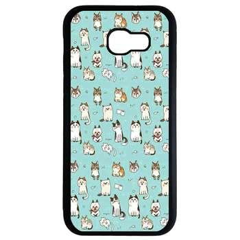 کاور طرح گربه ها کد 110277 مناسب برای گوشی موبایل سامسونگ galaxy j4 plus