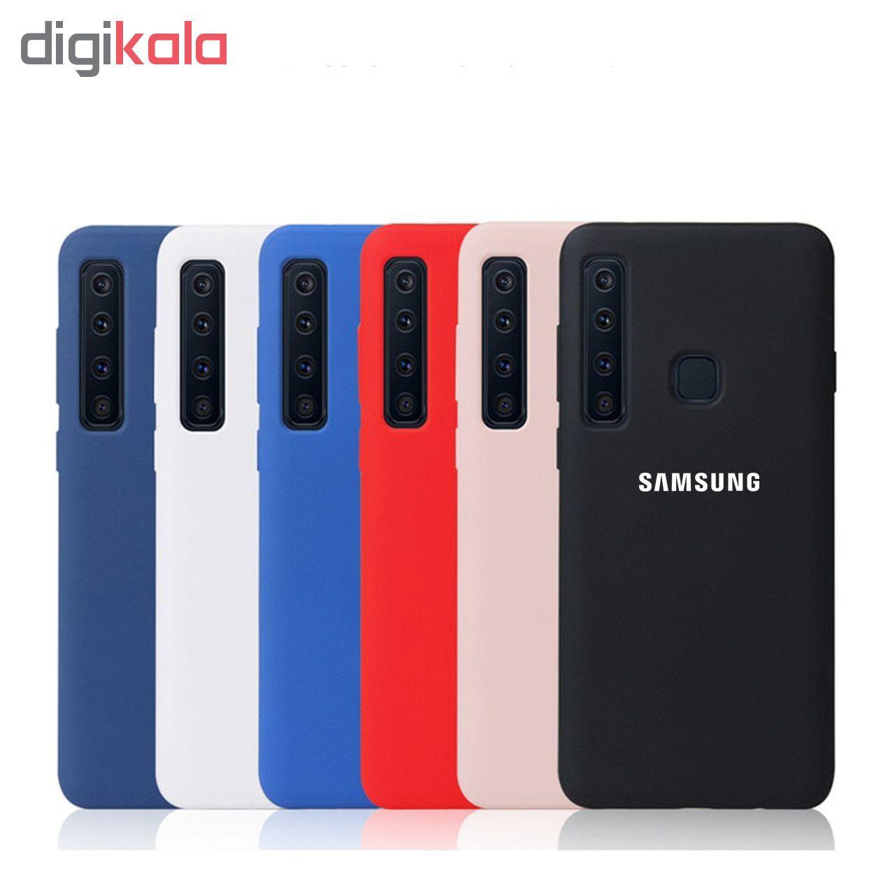 کاور سیلیکونی مدل Silky soft-touch مناسب برای گوشی موبایل سامسونگ Galaxy A50 main 1 6