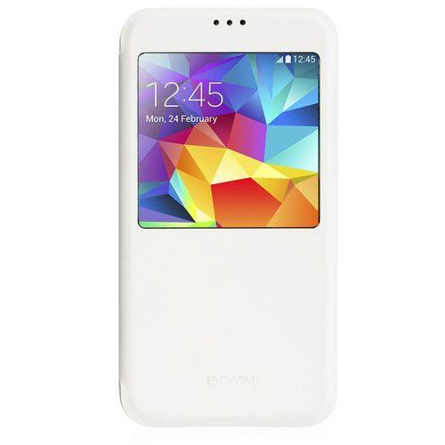 کیف کلاسوری جی جی ام ام مدل SX03002 مناسب برای گوشی موبایل سامسونگ Galaxy S5