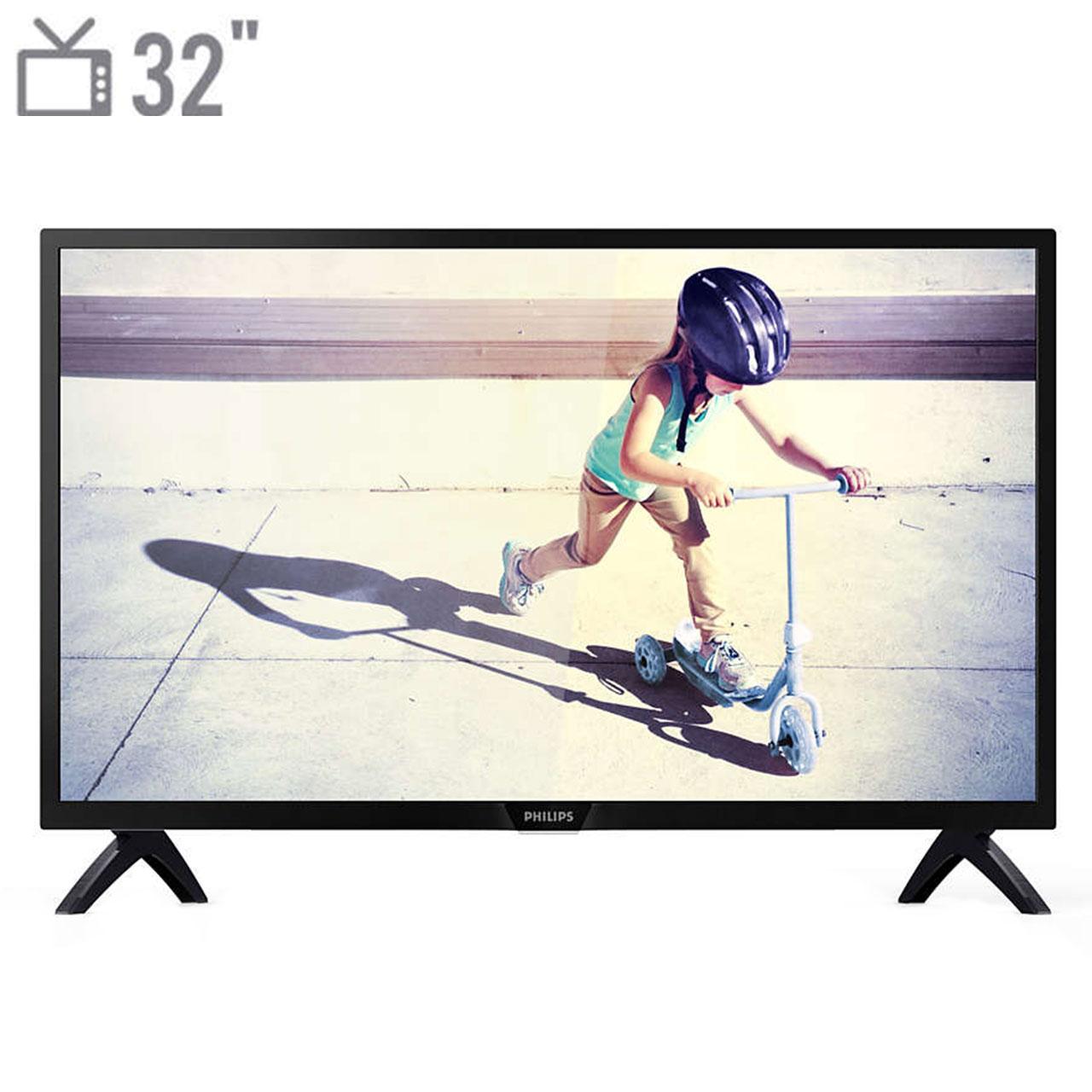 خرید اینترنتی                     تلویزیون فیلیپس مدل 32pht4002 سایز 32 اینچ