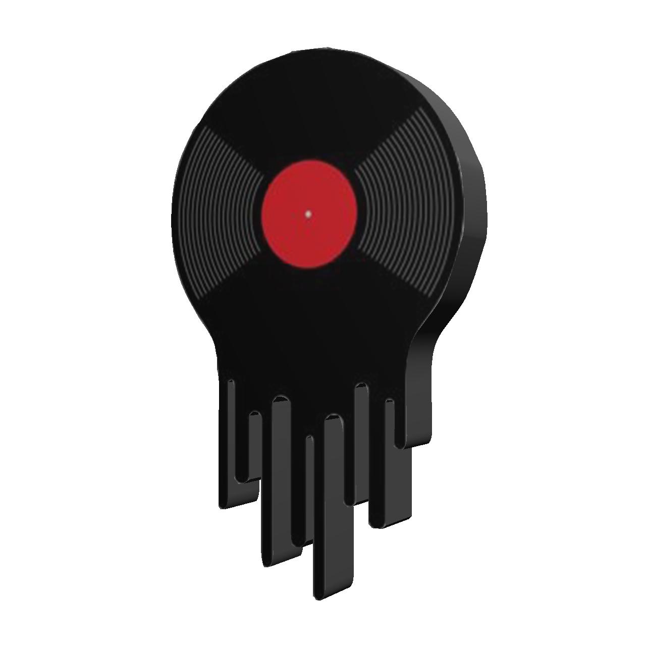 استیکر طرح دیسک کد 151