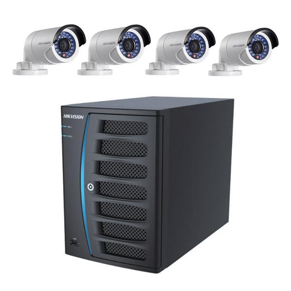 سیستم امنیتی تحت شبکه هایک ویژن مدل 2014WD-I