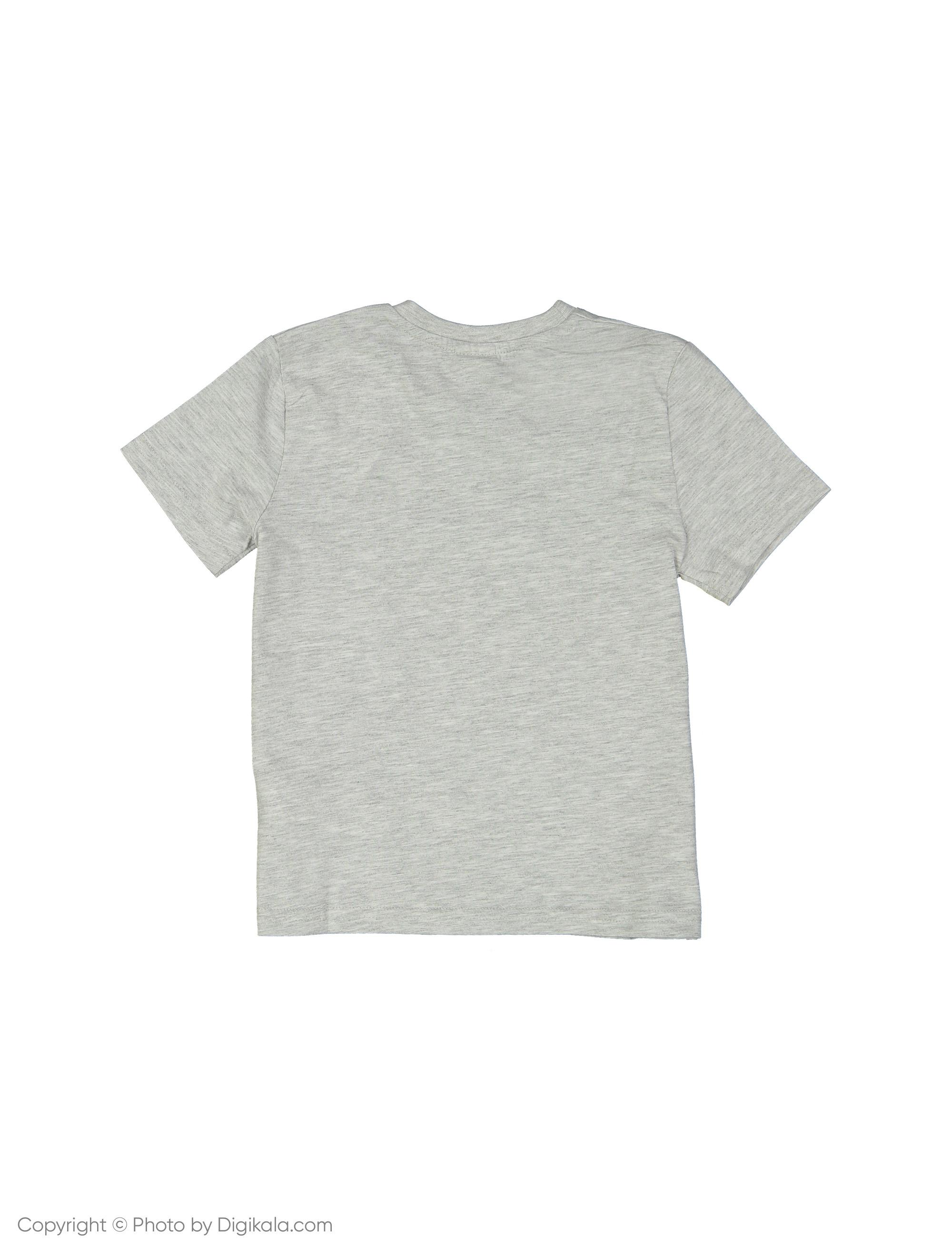 تی شرت پسرانه ال سی وایکیکی مدل 9SI733T4-LAK