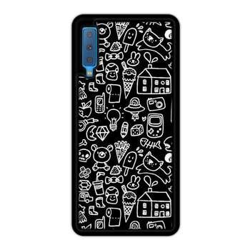 کاور آکام مدل Aa70953 مناسب برای گوشی موبایل سامسونگ Galaxy A7 2018