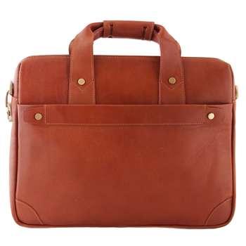 کیف اداری مردانه آدین چرم مدل DL45