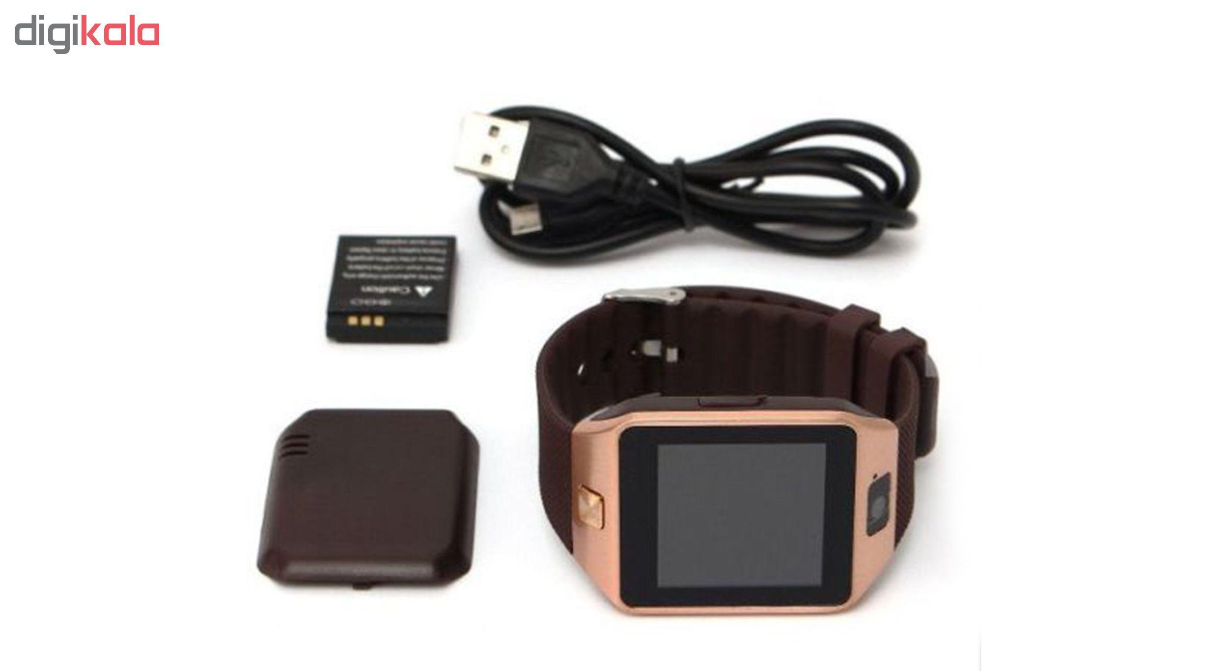 ساعت هوشمند مدل DZ09 main 1 7