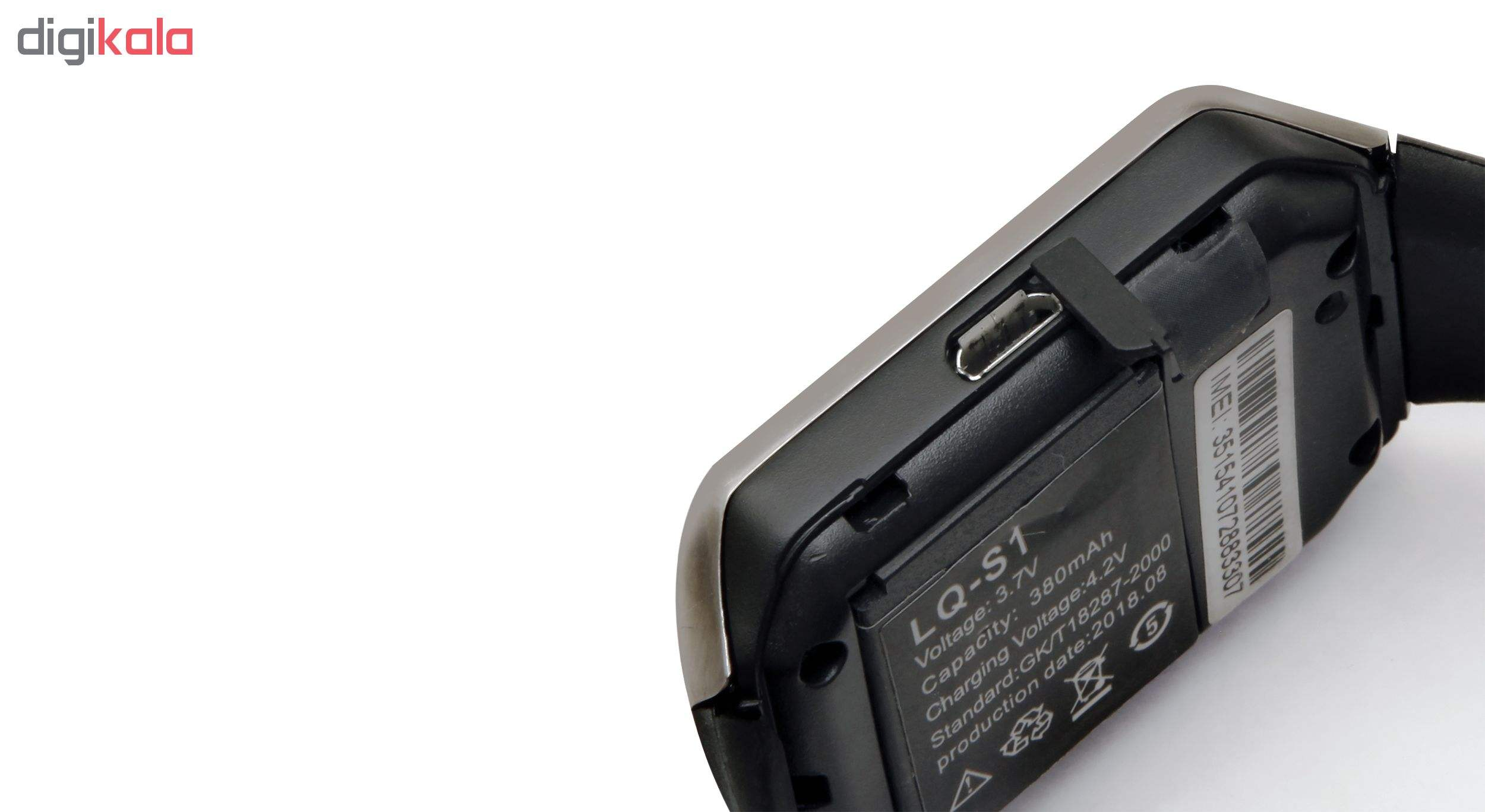ساعت هوشمند مدل DZ09 main 1 10