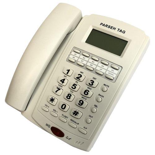 تلفن پارسه تگ کد 101