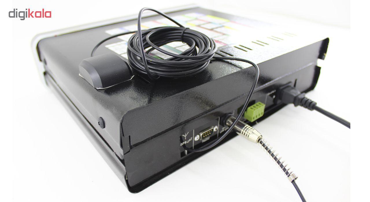 دستگاه اذان گو اتوماتیک سیب سیاه مدل NAVA