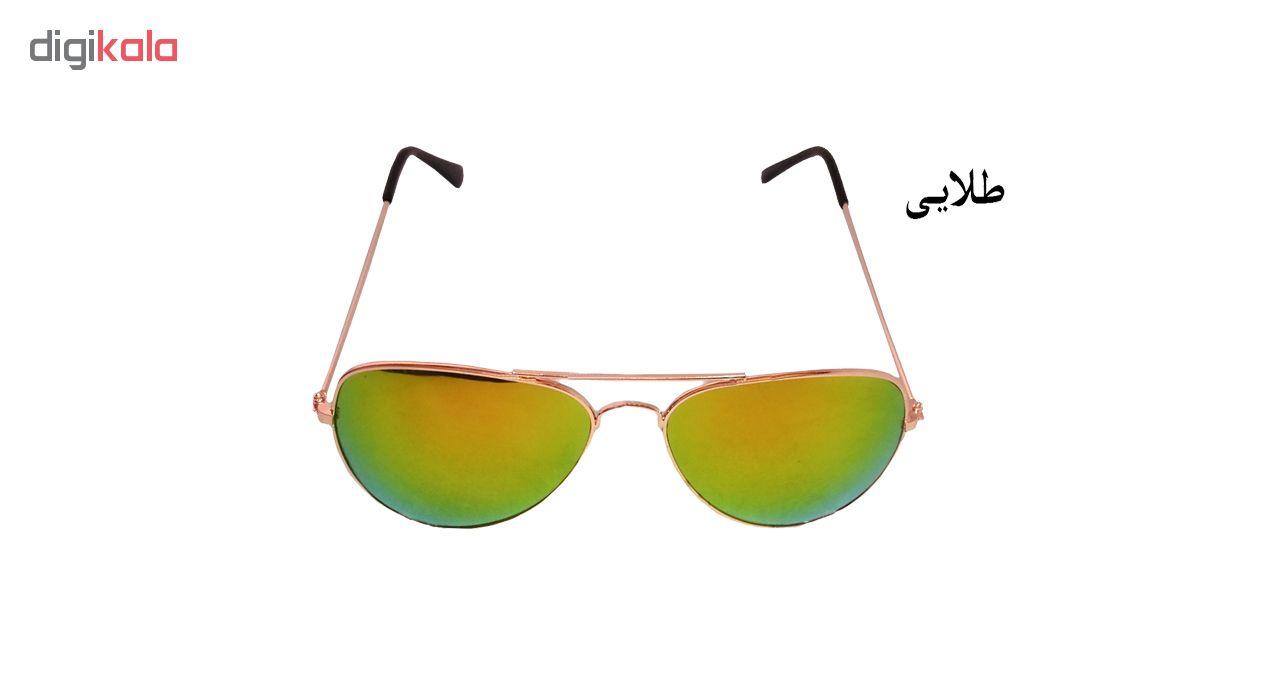 عینک آفتابی کد  66