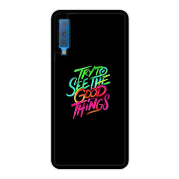 کاور آکام مدل Aa70959 مناسب برای گوشی موبایل سامسونگ Galaxy A7 2018