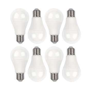 لامپ 10 وات سولان مدل LM8-14-15 پایه E27 پک 8 عددی