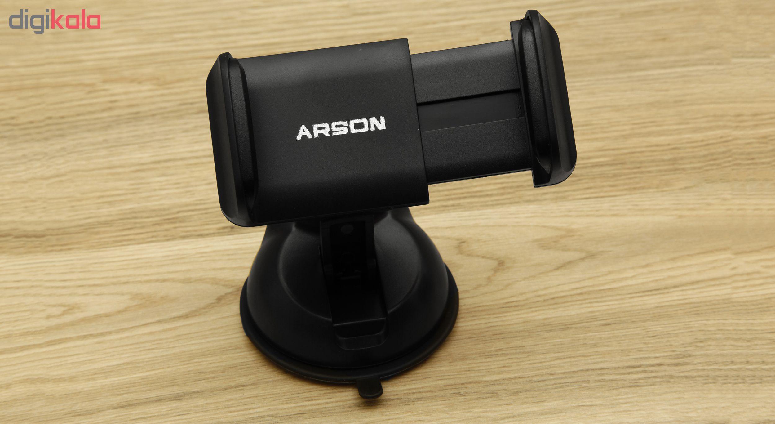 مجموعه لوازم جانبی موبایل آرسون مدل AN2 main 1 5