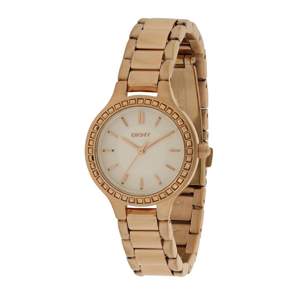 ساعت مچی عقربه ای زنانه دی کی ان وای مدل NY2222