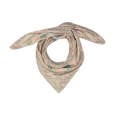 تصویر روسری زنانه طرح کشمیر کد 227