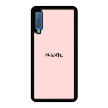 کاور آکام مدل Aa70967 مناسب برای گوشی موبایل سامسونگ Galaxy A7 2018