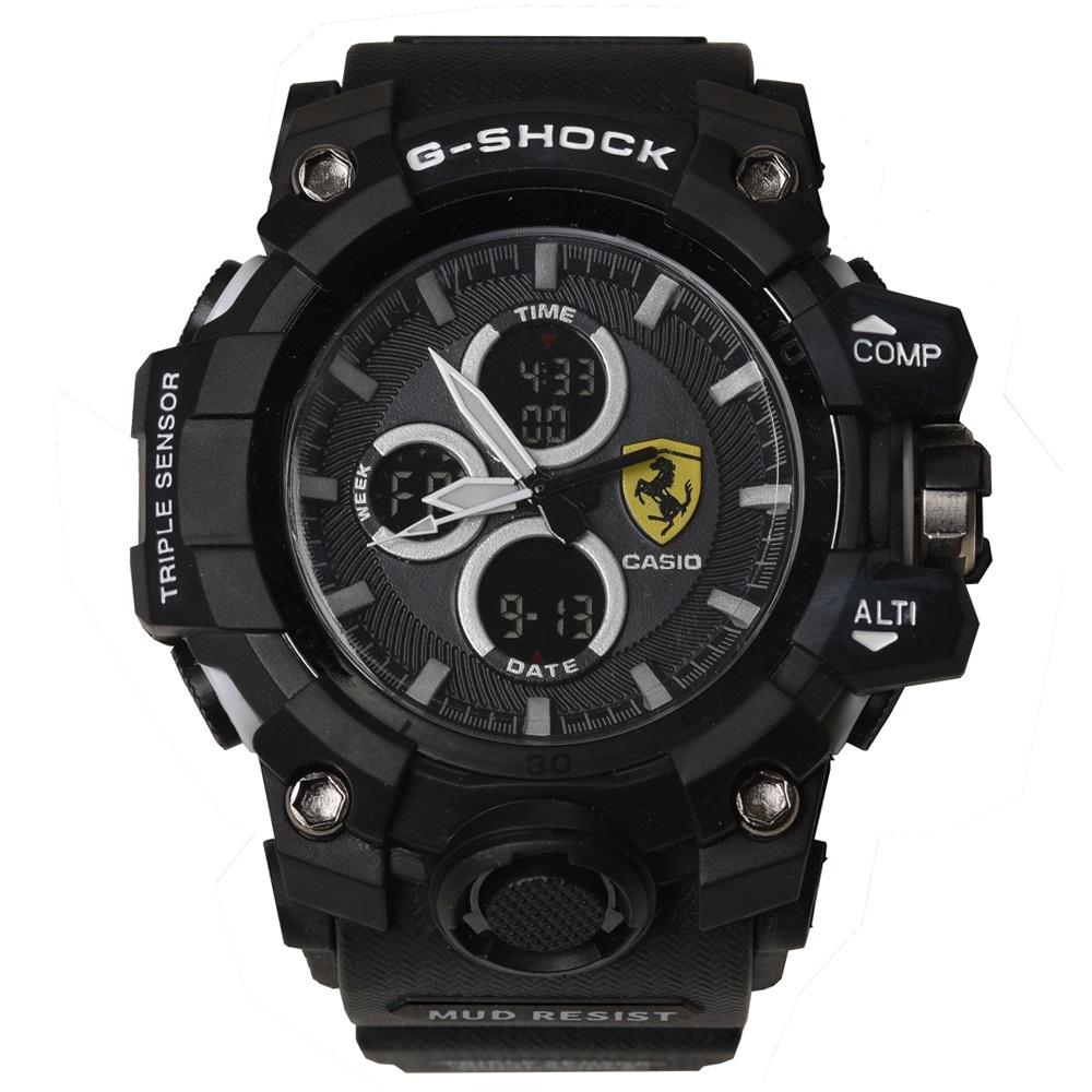 ساعت مچی دیجیتال مردانه مدل G-SHOCK کد 620