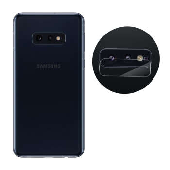 محافظ لنز دوربین مدل Cryst مناسب برای گوشی موبایل سامسونگ Galaxy S10E