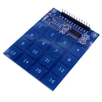 ماژول صفحه کلید مدل TTP229