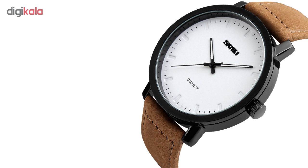 خرید ساعت مچی عقربه ای مردانه اسکمی مدل 1196GH