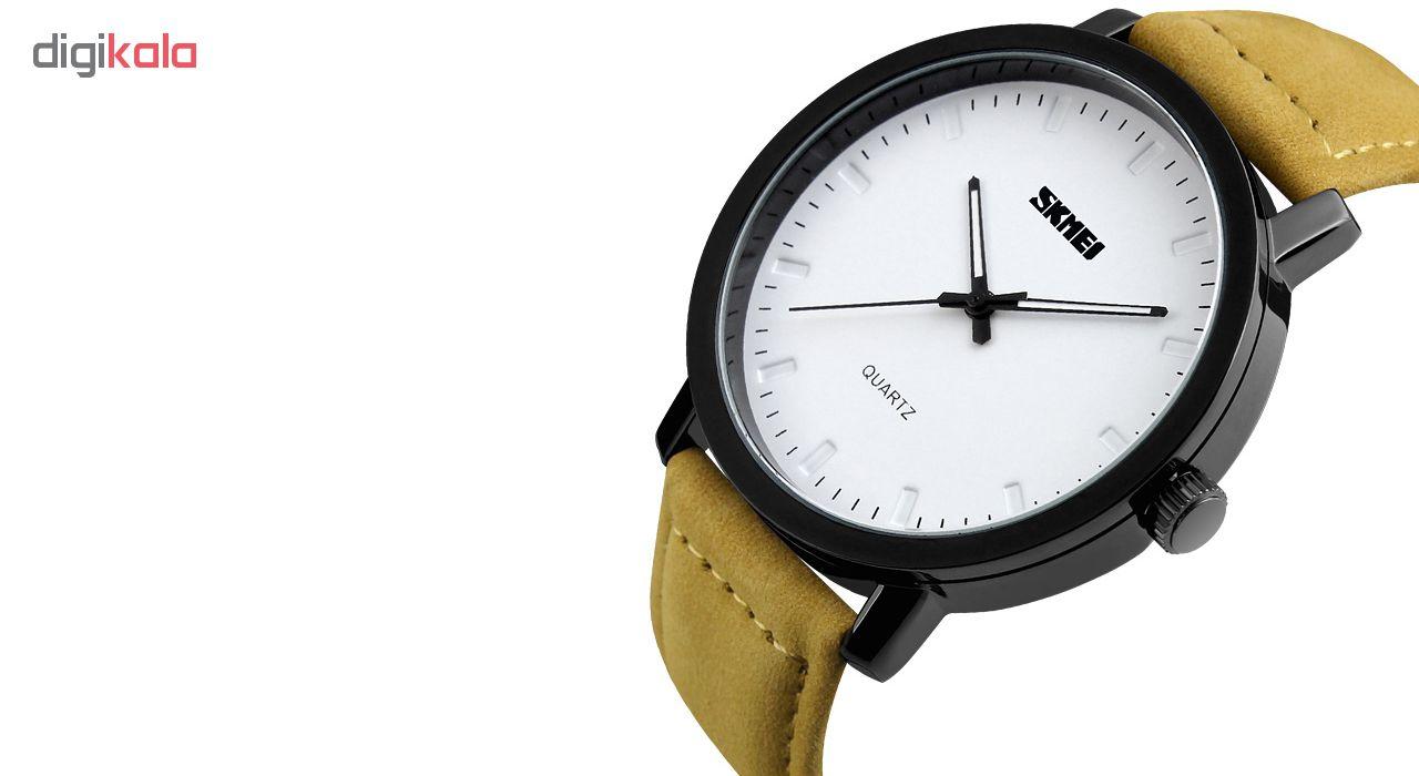 ساعت مچی عقربه ای مردانه اسکمی مدل 1196Y