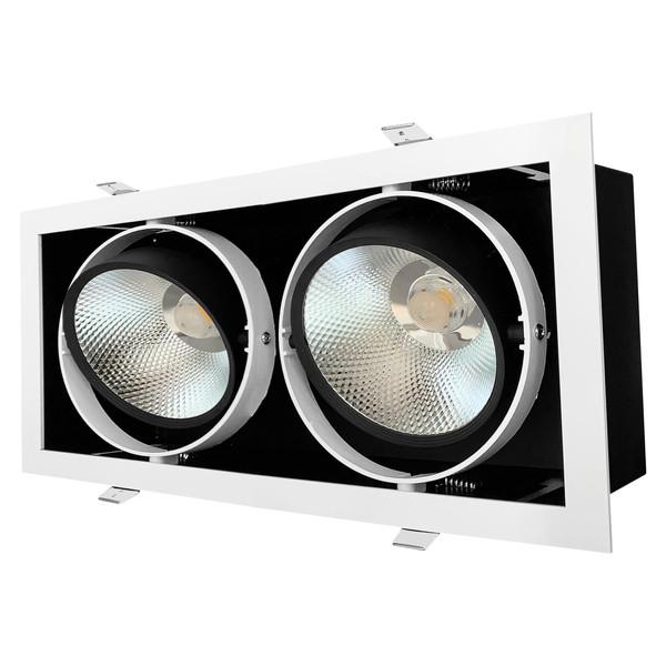 چراغ سقفی 40 وات اف ای سی مدل 324