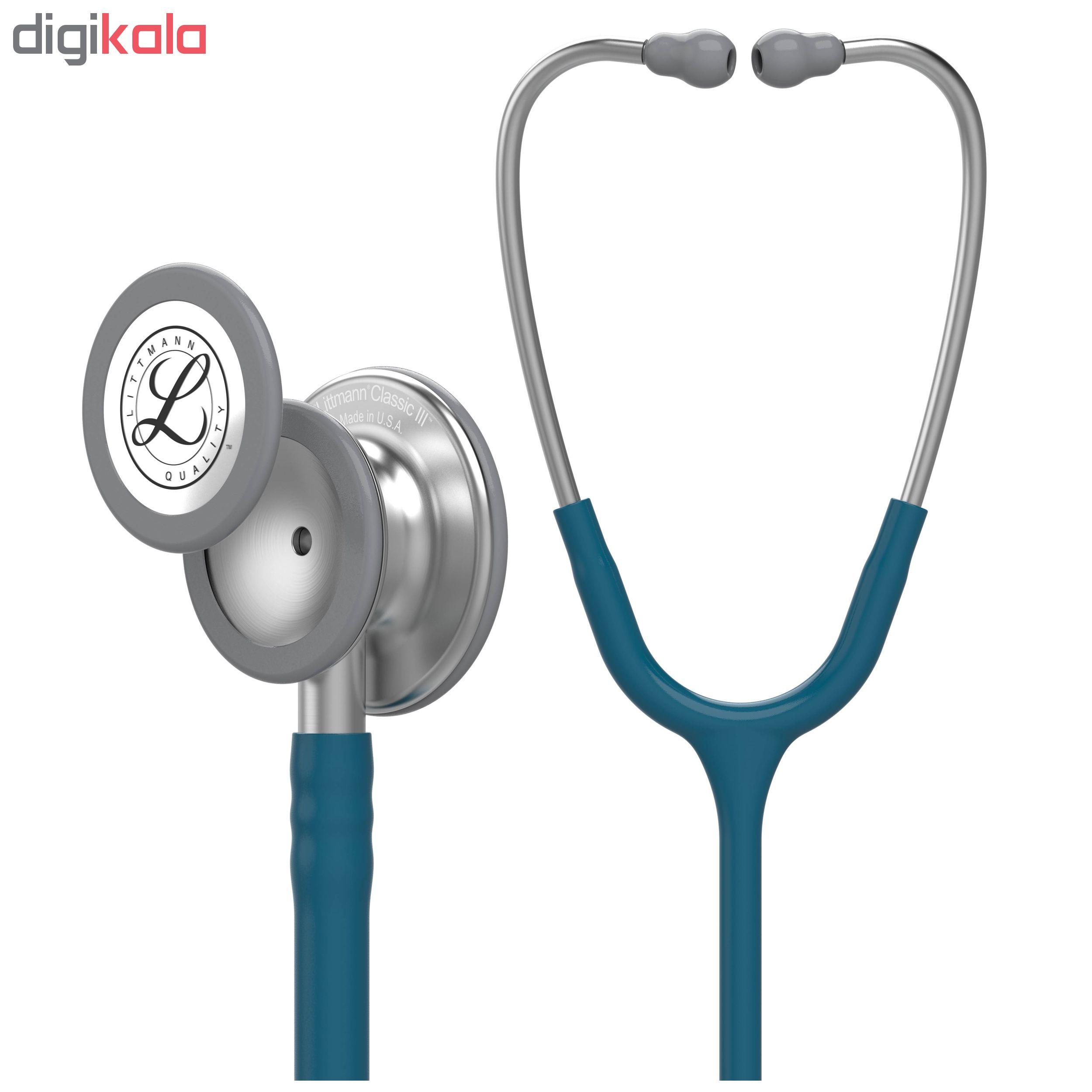 گوشی طبی لیتمن مدل کلاسیک III کد 5623