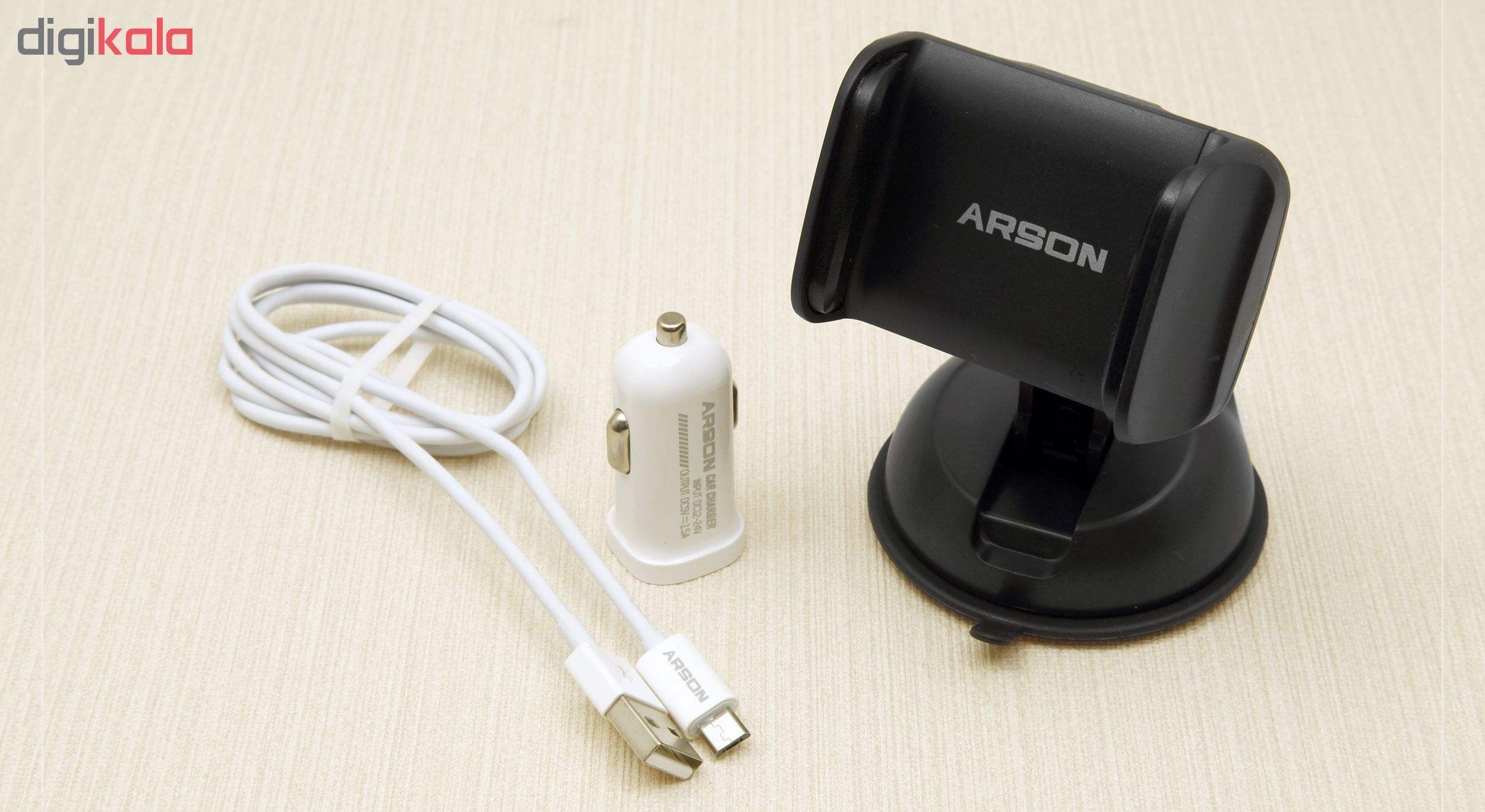 مجموعه لوازم جانبی موبایل آرسون مدل AN2 main 1 1