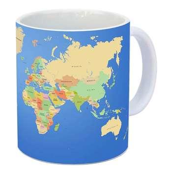 ماگ زیزیپ طرح کره زمین کد 1423