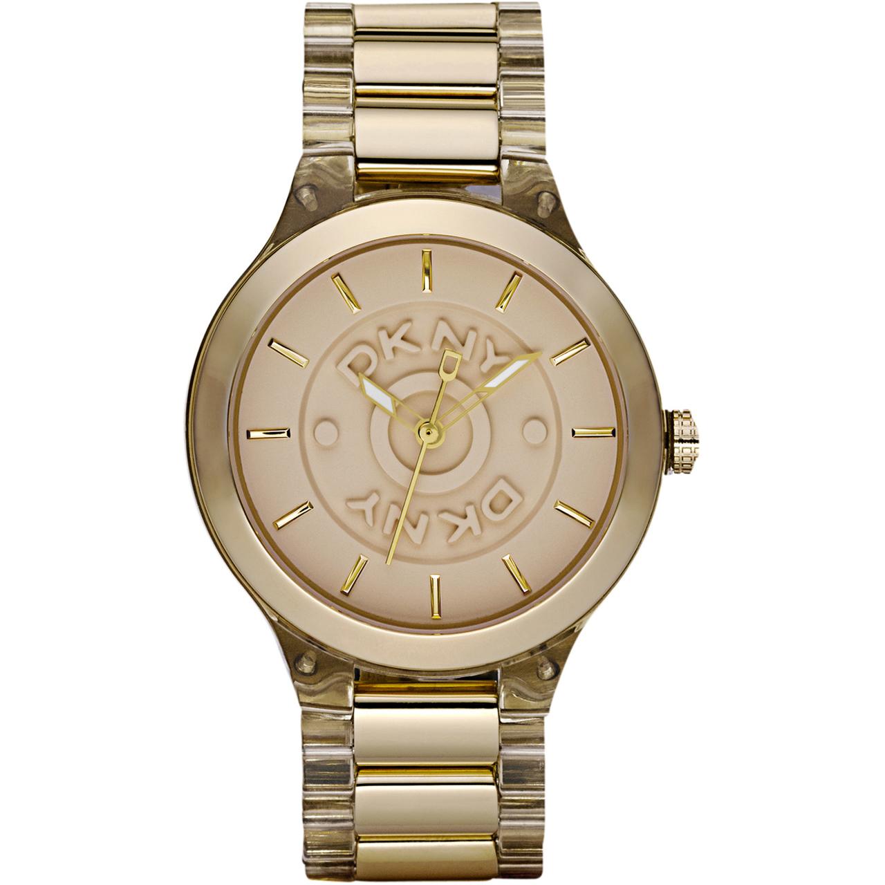 ساعت مچی عقربه ای زنانه دی کی ان وای مدل NY8168