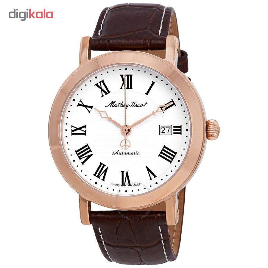 خرید ساعت مچی عقربه ای مردانه متی تیسوت مدل  H611251ATPBR