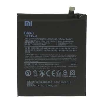 باتری موبایل مدل BM43 ظرفیت 4100 میلی آمپر ساعت مناسب برای گوشی موبایل شیائومی Redmi note 4x
