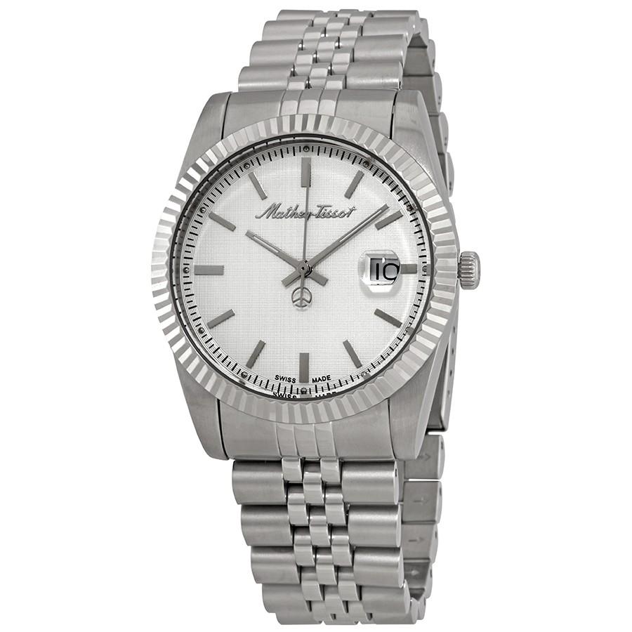 ساعت مچی عقربه ای مردانه متی تیسوت مدل  H810AI
