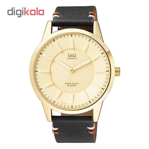 خرید ساعت مچی عقربه ای مردانه کیو اند کیو مدل Q926j100Y