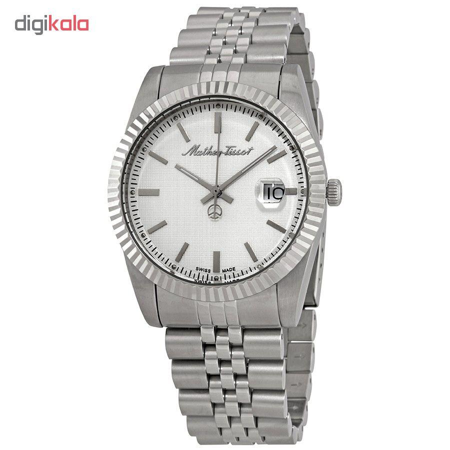خرید ساعت مچی عقربه ای مردانه متی تیسوت مدل  H810AI