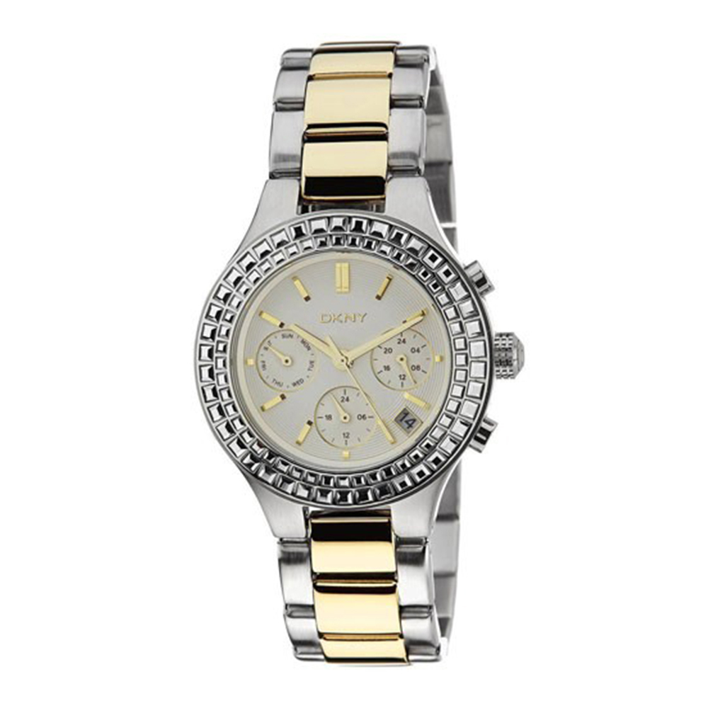ساعت مچی عقربه ای زنانه دی کی ان وای مدل NY2260 52