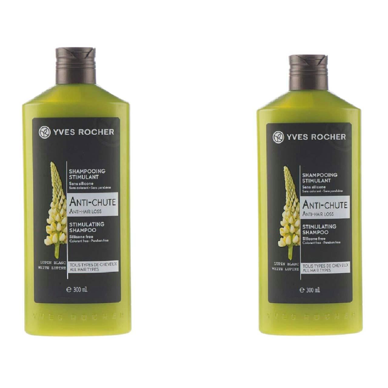 شامپو مو ایو روشه مدل Anti hair loss stimulating حجم 300 میلی لیتر بسته 2 عددی