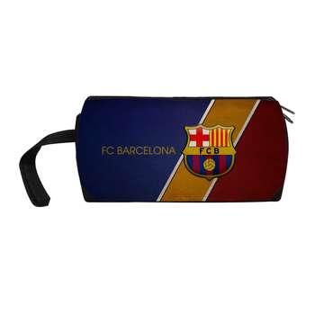 جامدادی طرح تیم فوتبال بارسلونا کد jm69