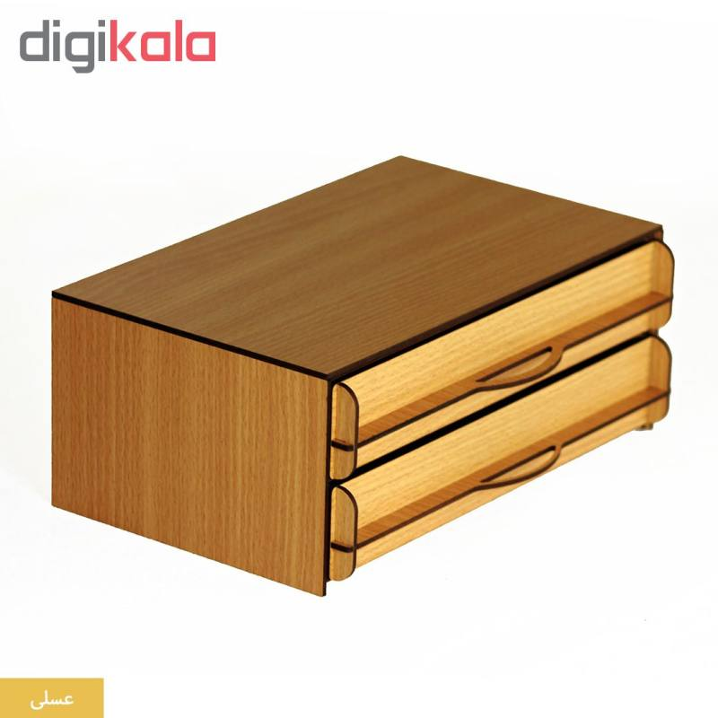 جعبه جواهرات افتخار کد BHG1032-W
