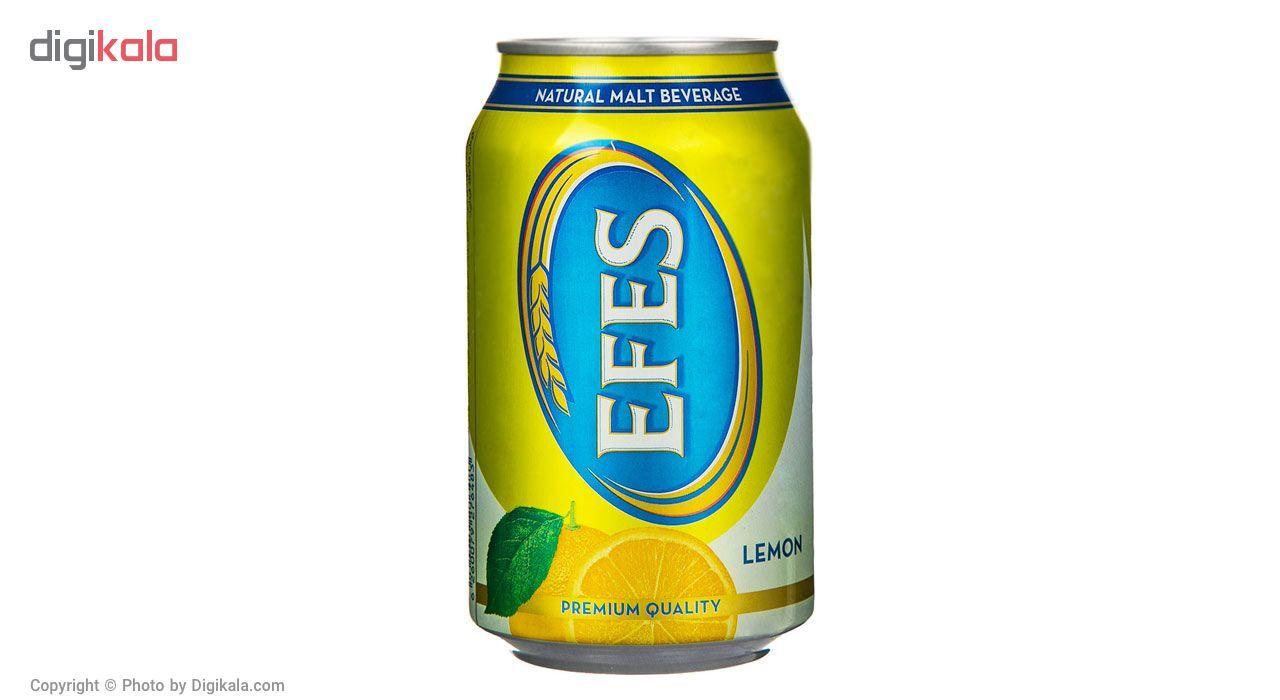 نوشیدنی مالت لیمو افس - 330 میلی لیتر main 1 1