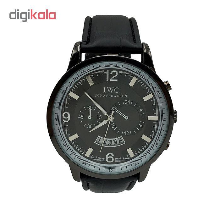 خرید ساعت مچی عقربه ای مردانه مدل IcBl