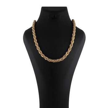 گردنبند طلا 18 عیار زنانه گوی گالری مدل G324