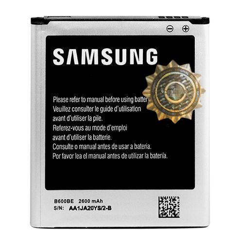 باتری موبایل مدل B600BE با ظرفیت 2600mAh مناسب برای گوشی موبایل سامسونگ Galaxy S4