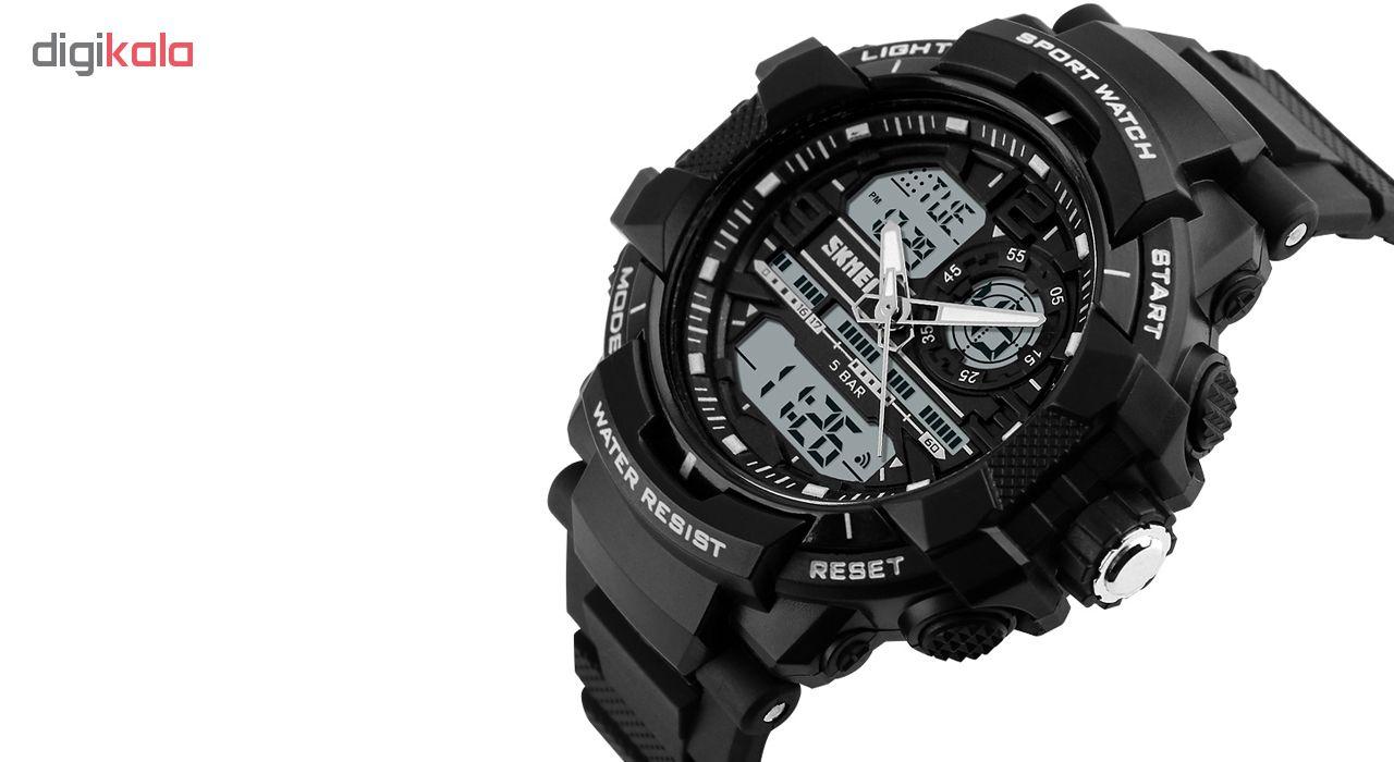 ساعت مچی عقربه ای مردانه اسکمی مدل 1164