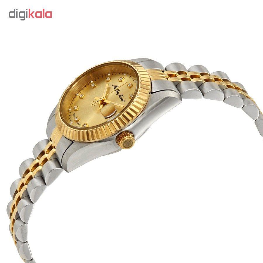 ساعت زنانه برند متی تیسوت  مدل  D710BDI