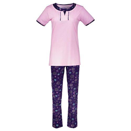 ست تی شرت و شلوار دخترانه کامفورت مد مدل 5422-B