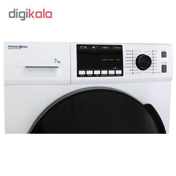 ماشین لباسشویی پاکشوما مدل TFU-73402 ظرفیت 7 کیلوگرم main 1 3
