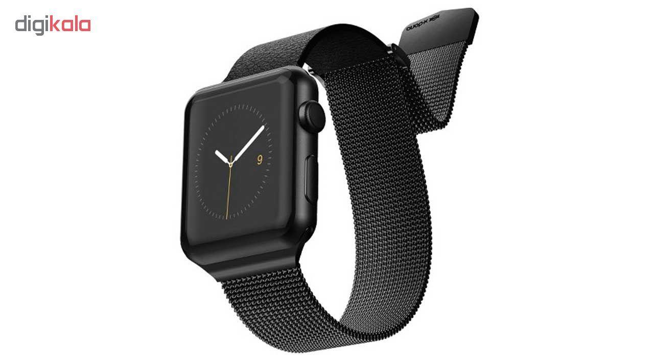 ساعت هوشمند مدل IWO Milanese main 1 3