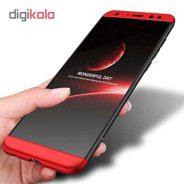 کاور 360 درجه جی کی کی مدل G-02 مناسب برای گوشی موبایل هوآوی P30 main 1 3
